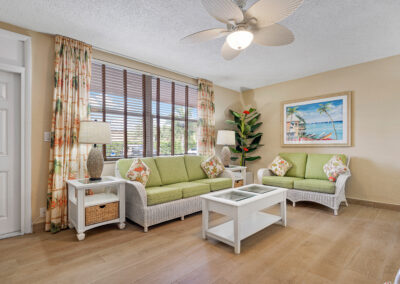 Two Bedroom Apartment Living Area 2