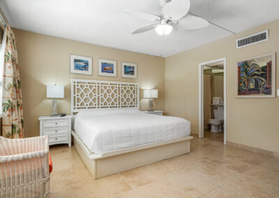 One Bedroom Apartment Master Suite 2