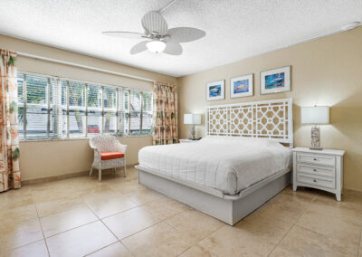 One Bedroom Apartment Master Suite