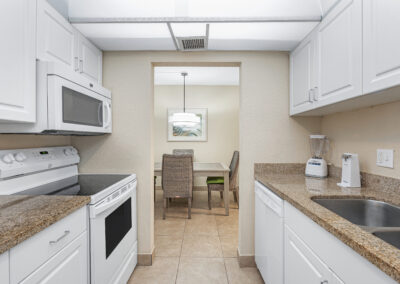 One Bedroom Apartment Kitchen 3